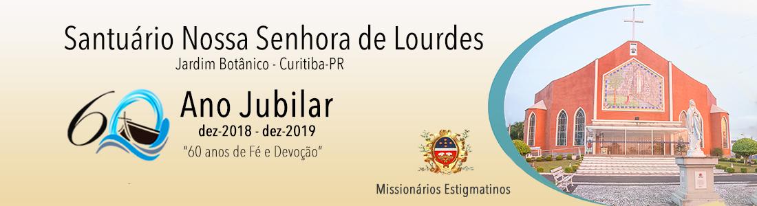 Santuário Nossa Senhora de Lourdes-Jardim Botânico-Curitiba